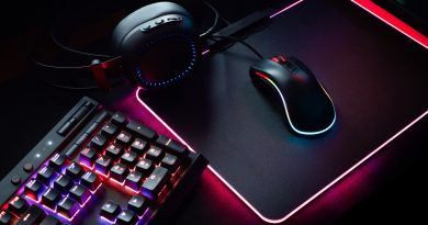backlit-electronics-keyboard-mouse-and-mousepad-and-headphones-gaming-setup