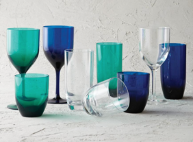 A picture containing container, glass, empty Description automatically generated