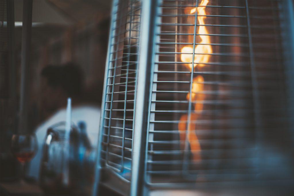 Tabletop Patio Heaters